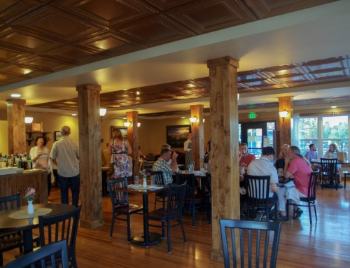 Seasoned Bistro in Estes Park is more than a restaurant, it's a collection of experiences